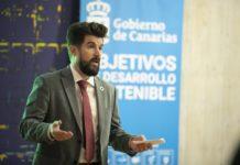 David Padrón, director general de Investigación y Coordinación del Desarrollo Sostenible en el Gobierno de Canarias